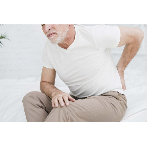 Does your bed negatively affect your back pain?