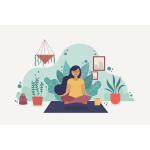 طريقة ممارسة يوغا الـ ين لتخفيف التوتر