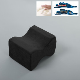 وسادة ركبة لون أسود