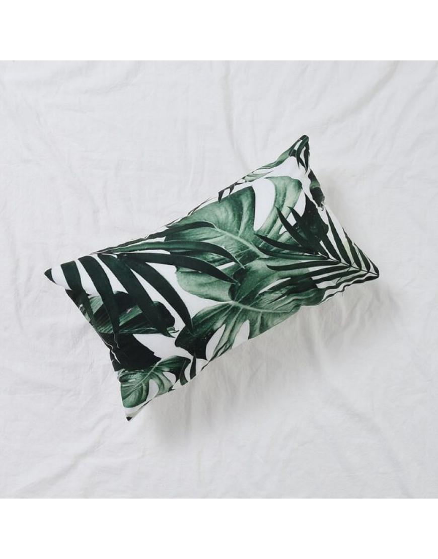 غطاء خدادية أبيض و أخضر
