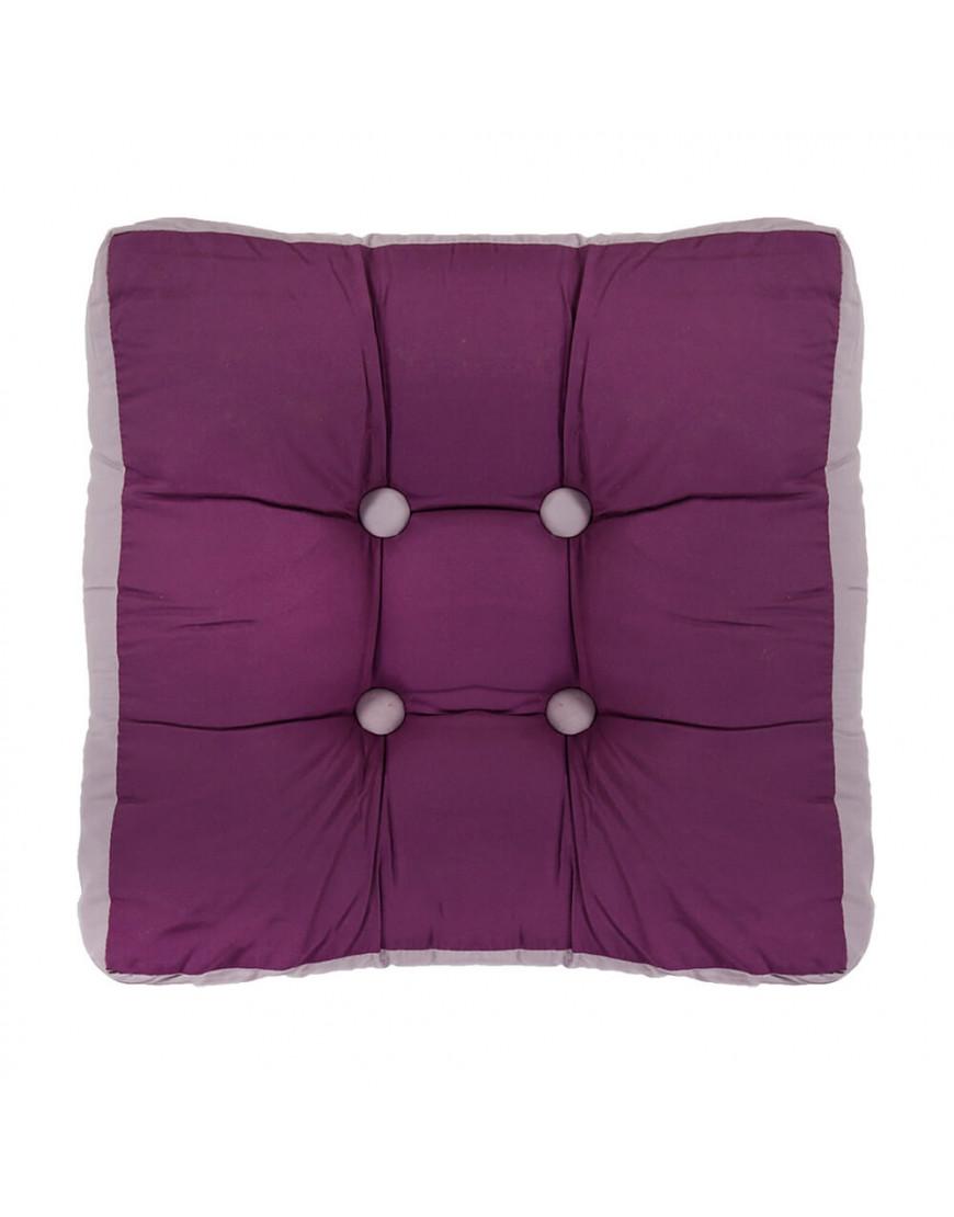وسادة أرضية مربعة موفي 50 × 50 سم