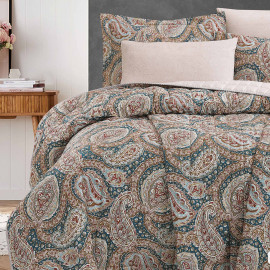 Summer Land Lightweight Summer Bedding Single Multi-colors 4-PCS