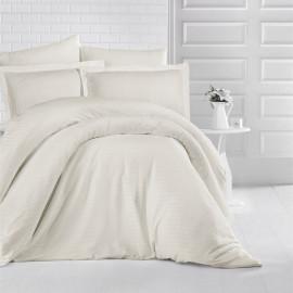 NADAV Hotel Bedding Double 250-TC Cotton Cream 9-PCS