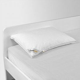 Swan Luxury Goose Feather Pillow Firm Support