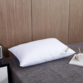 Koala feather alternative pillow