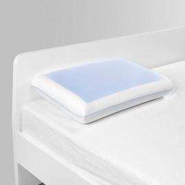 Marina Foam Pillow White Firm Support