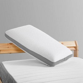 Latex Pillow Firm Support White
