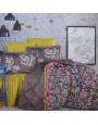 مفرش رينجا صيفي مزدوج متعدد الألوان عدد القطع 8
