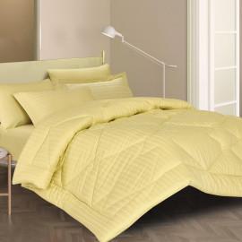 Hilton Summer Bedding yellow Single 4-piece Set