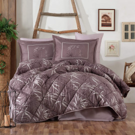 Loft Summer Bedding Purple Double 8-piece Set