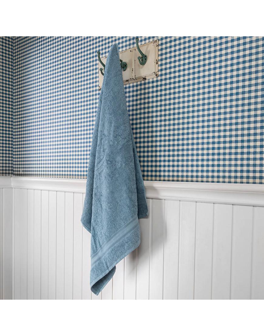 منشفة أديلا الفندقية أزرق