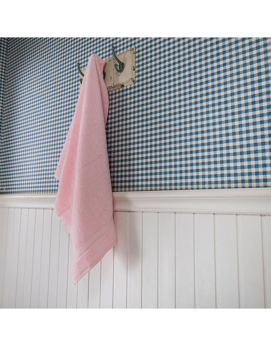 منشفة أديلا الفندقية وردي
