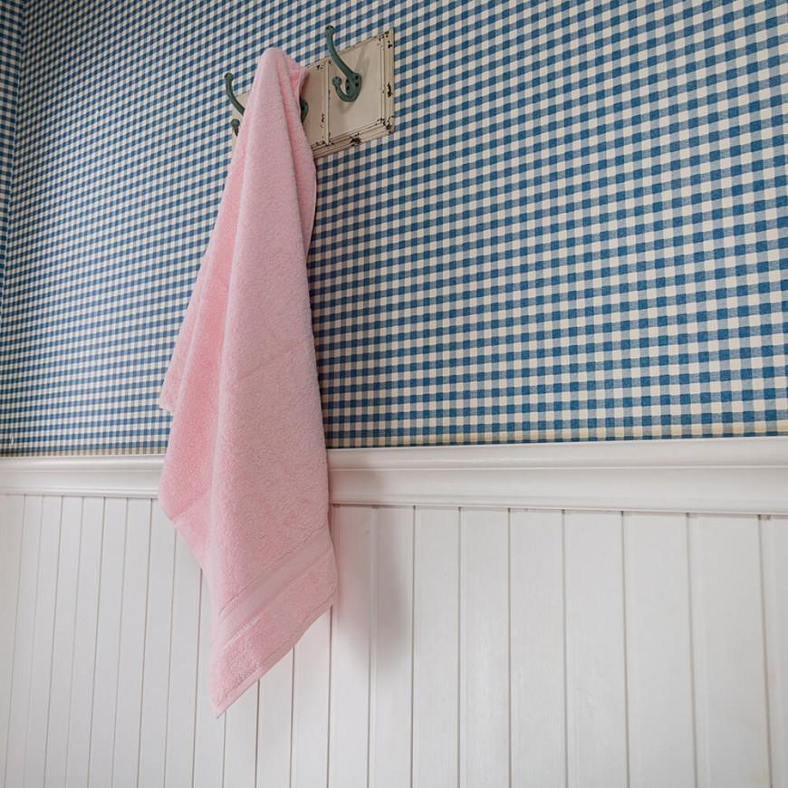 Adela Hotel Towel Turkish Cotton Light Pink
