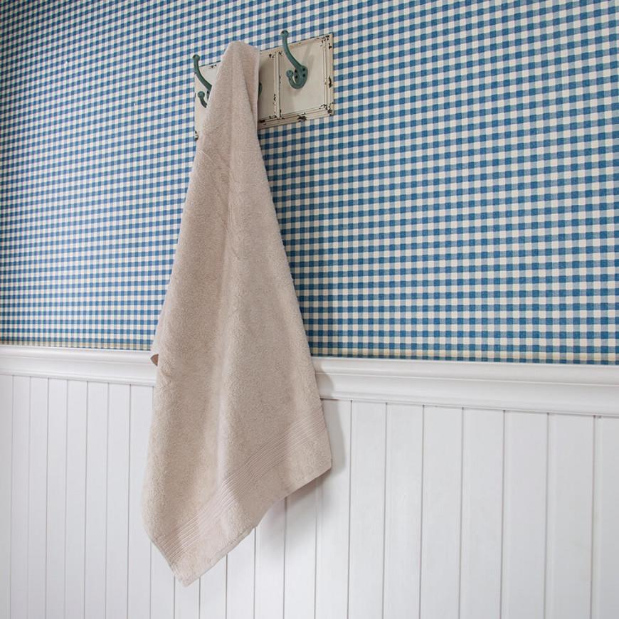 Fitilli Hotel Towel Turkish Cotton Beige