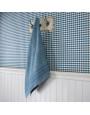 Firuze Hotel Towel Turkish Cotton Blue