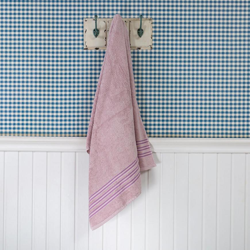 Firuze Hotel Towel Turkish Cotton Pink