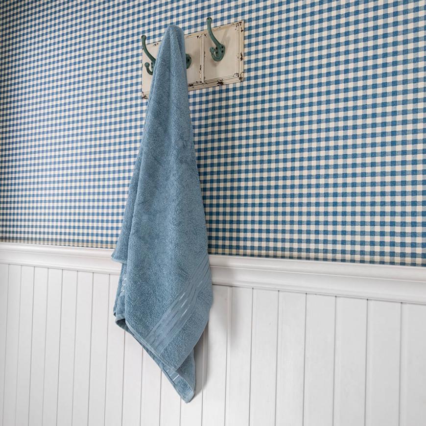 منشفة نوفيلا الفندقية أزرق