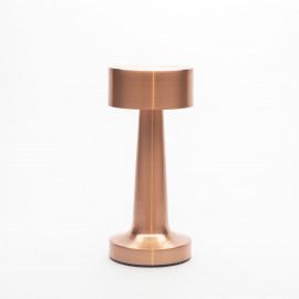 Table Abjure steel décor with a distinctive design