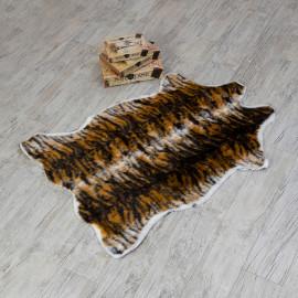 Tiger Door Mat Brown And Beige 110x75 cm