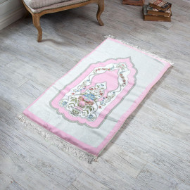 Memory Foam Prayer Mat Pink
