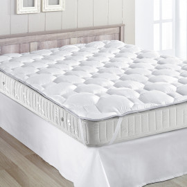 Carve Mattress Topper 2.5 cm Thickness White