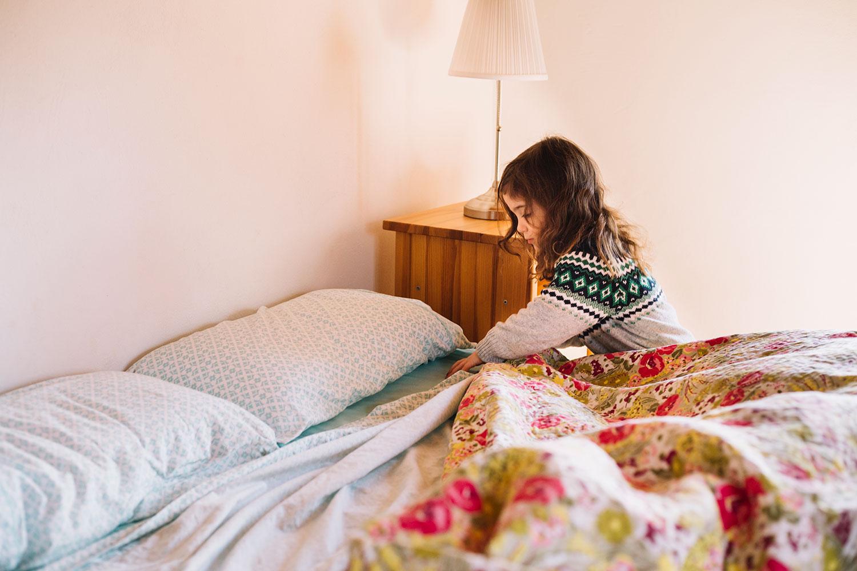 ماذا يحدث في حال لم تنظيف مفرش سريرك لفترة طويلة؟