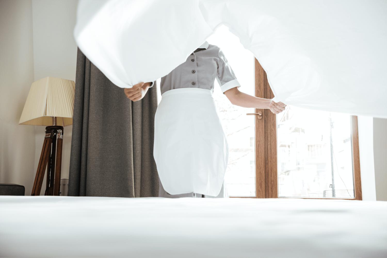 كيف تحافظين على نظافة غرفة نومك؟